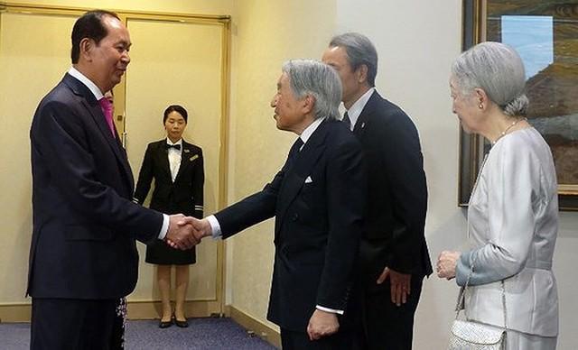Toàn cảnh chuyến thăm cấp Nhà nước của Chủ tịch nước tới Nhật Bản - Ảnh 38.