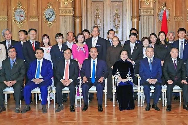 Toàn cảnh chuyến thăm cấp Nhà nước của Chủ tịch nước tới Nhật Bản - Ảnh 41.
