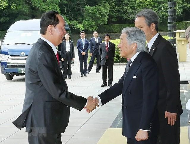 Toàn cảnh chuyến thăm cấp Nhà nước của Chủ tịch nước tới Nhật Bản - Ảnh 8.