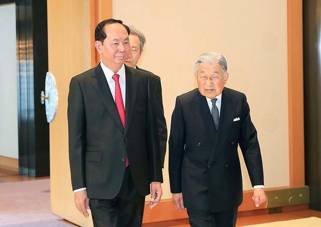Toàn cảnh chuyến thăm cấp Nhà nước của Chủ tịch nước tới Nhật Bản - Ảnh 9.