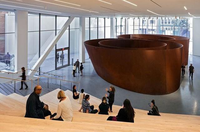 Khám phá 10 viện bảo tàng đẹp nhất thế giới - Ảnh 10.