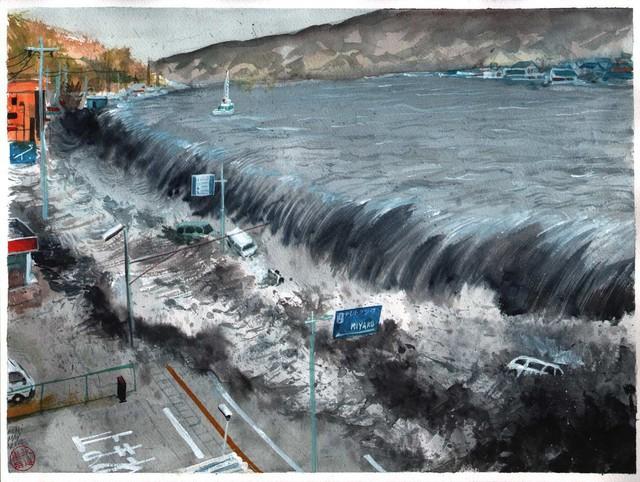 Bảy năm sau thảm họa sóng thần, thành phố ma Fukushima giờ đây trở thành tâm điểm du lịch tại Nhật Bản - Ảnh 1.