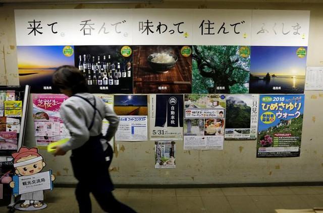 Bảy năm sau thảm họa sóng thần, thành phố ma Fukushima giờ đây trở thành tâm điểm du lịch tại Nhật Bản - Ảnh 5.