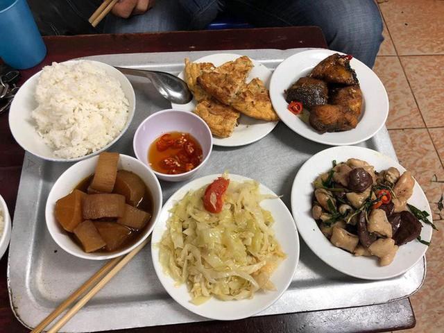 Ngoài cơm Vinh Thu thì Hà Nội còn có 4 hàng cơm bình dân nổi tiếng không kém phần - Ảnh 15.