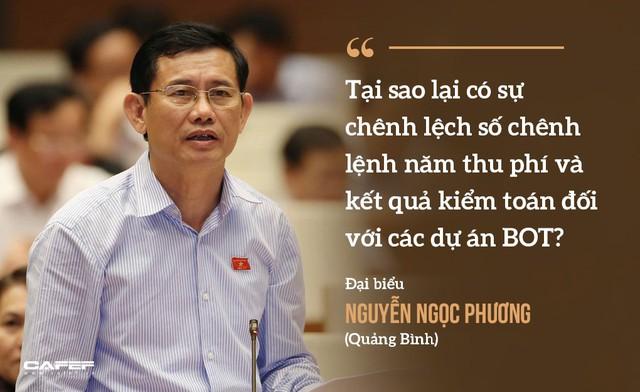 Những màn hỏi đáp làm nóng nghị trường của Bộ trưởng Nguyễn Văn Thể  - Ảnh 1.