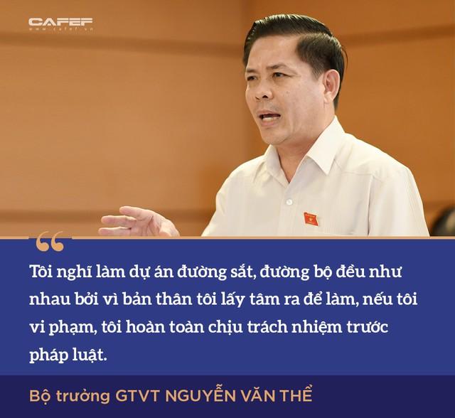 Lời xin lỗi, nhận trách nhiệm và những lời hứa của Bộ trưởng Nguyễn Văn Thể - Ảnh 11.