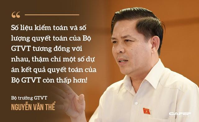 Những màn hỏi đáp làm nóng nghị trường của Bộ trưởng Nguyễn Văn Thể  - Ảnh 2.