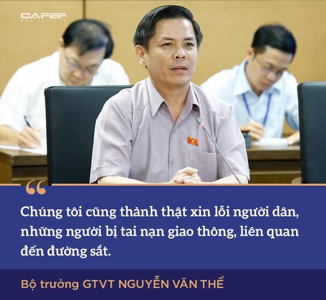 Lời xin lỗi, nhận trách nhiệm và những lời hứa của Bộ trưởng Nguyễn Văn Thể - Ảnh 4.