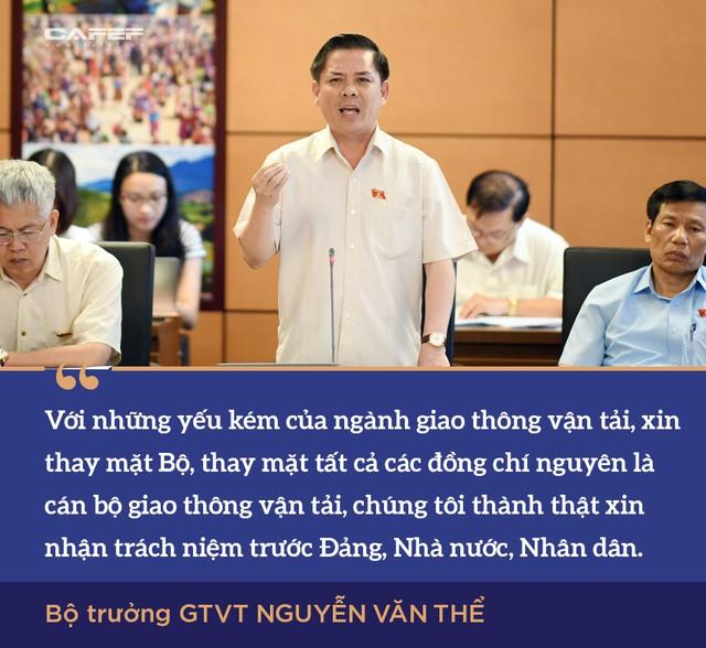 Lời xin lỗi, nhận trách nhiệm và những lời hứa của Bộ trưởng Nguyễn Văn Thể - Ảnh 2.