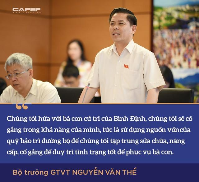 Lời xin lỗi, nhận trách nhiệm và những lời hứa của Bộ trưởng Nguyễn Văn Thể - Ảnh 6.