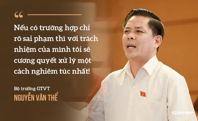 Những màn hỏi đáp làm nóng nghị trường của Bộ trưởng Nguyễn Văn Thể  - Ảnh 5.