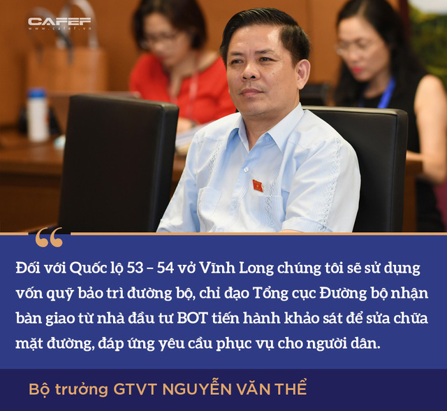 Lời xin lỗi, nhận trách nhiệm và những lời hứa của Bộ trưởng Nguyễn Văn Thể - Ảnh 7.