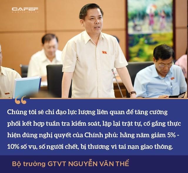 Lời xin lỗi, nhận trách nhiệm và những lời hứa của Bộ trưởng Nguyễn Văn Thể - Ảnh 10.