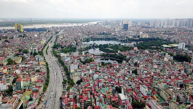Xây cao ốc trong nội đô: Thoả hiệp với nhà ống nhếch nhác, đường đến đô thị văn minh còn xa vời - Ảnh 1.
