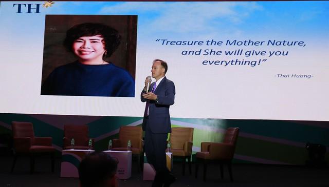 Bà Thái Hương được vinh danh Lãnh đạo doanh nghiệp có trách nhiệm xã hội - Ảnh 1.
