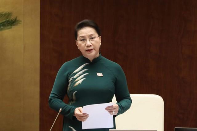 Bộ trưởng Nguyễn Văn Thể trả lời chất vấn - Ảnh 6.