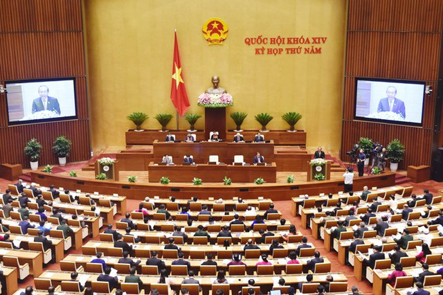 Bộ trưởng Nguyễn Văn Thể trả lời chất vấn - Ảnh 7.