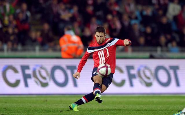 Eden Hazard: Cậu bé trèo rào trở thành niềm hy vọng của Bỉ ở World Cup 2018 - Ảnh 1.