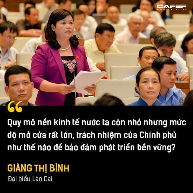 Phần trả lời chất vấn đáng chú ý nhất của Phó Thủ tướng Vương Đình Huệ tại Nghị trường - Ảnh 1.