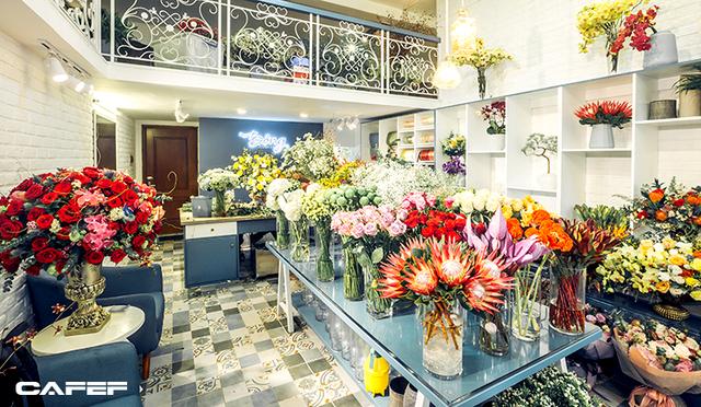 """Bà chủ Bông Flowers: Nhiều người đánh giá """"sáng hoa, chiều rác"""" nhưng chúng tôi đã có những dự án mang về tiền tỷ - Ảnh 1."""