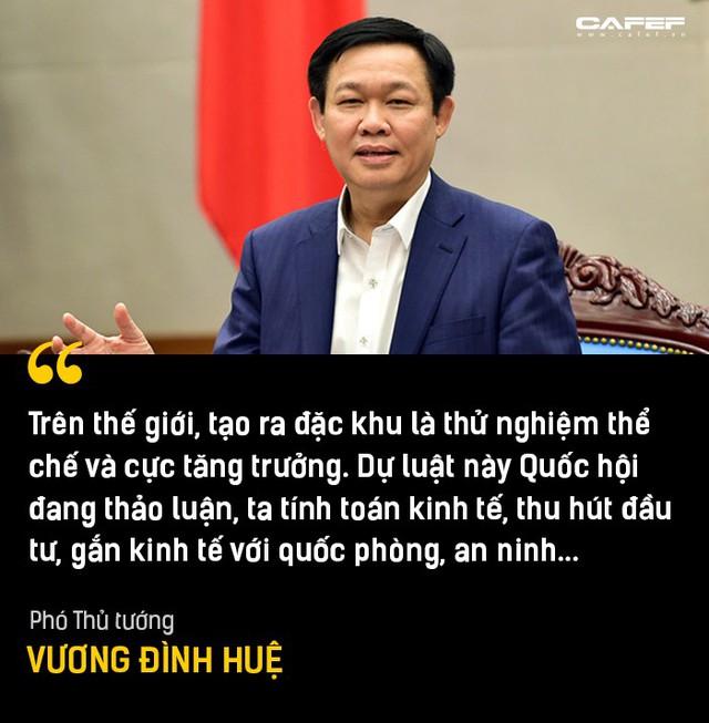 Phần trả lời chất vấn đáng chú ý nhất của Phó Thủ tướng Vương Đình Huệ tại Nghị trường - Ảnh 11.
