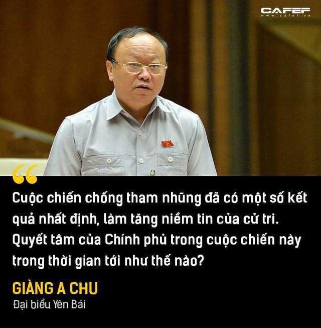 Phần trả lời chất vấn đáng chú ý nhất của Phó Thủ tướng Vương Đình Huệ tại Nghị trường - Ảnh 5.