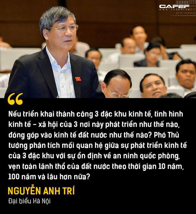 Phần trả lời chất vấn đáng chú ý nhất của Phó Thủ tướng Vương Đình Huệ tại Nghị trường - Ảnh 10.