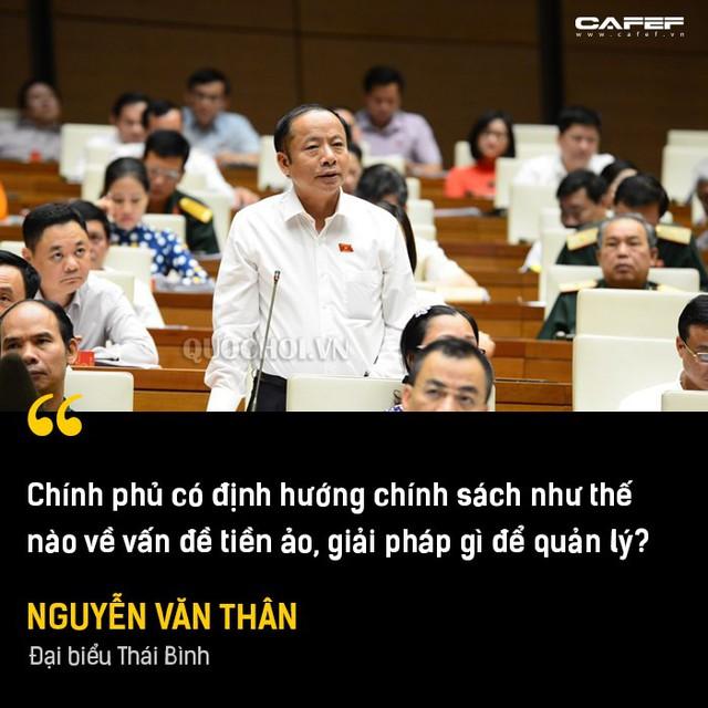 Phần trả lời chất vấn đáng chú ý nhất của Phó Thủ tướng Vương Đình Huệ tại Nghị trường - Ảnh 8.