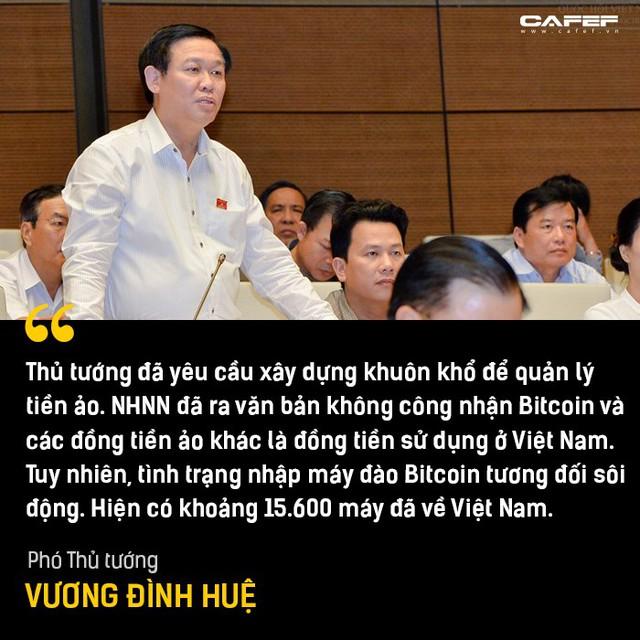 Phần trả lời chất vấn đáng chú ý nhất của Phó Thủ tướng Vương Đình Huệ tại Nghị trường - Ảnh 9.