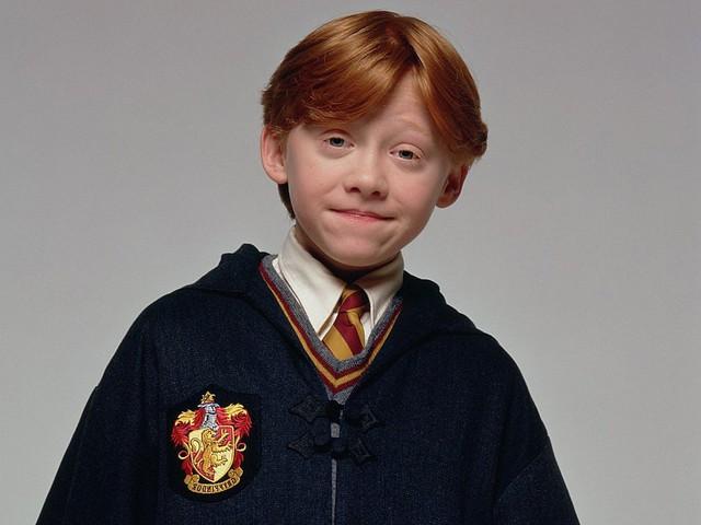 Phù thủy nhí trường Hogwarts Rupert Grint ngày nào giờ hạnh phúc khi... bán cà rem dạo - Ảnh 1.