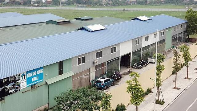 Hàng nghìn mét vuông nhà xưởng không phép vô tư tồn tại giữa Thủ đô - Ảnh 8.