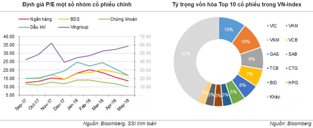 SSI Research: VnIndex khó có thể coi là hàn thử biểu của nền kinh tế Việt Nam - Ảnh 1.
