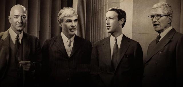 Google, Facebook, Amazon và thời đại độc quyền kiểu mới - Ảnh 2.