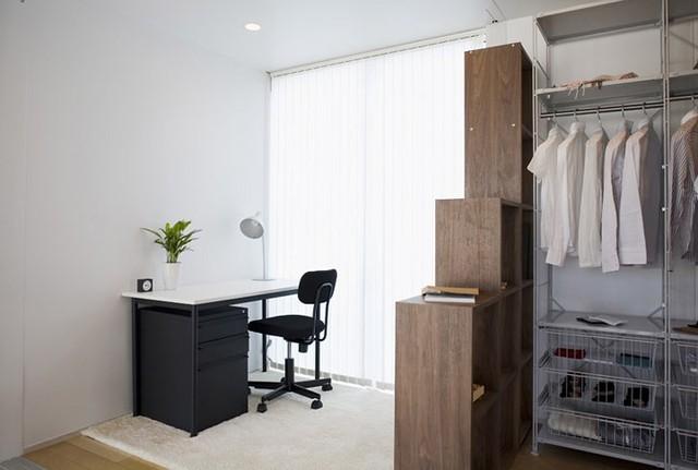 Ngôi nhà mang phong cách tối giản, hiện đại - Ảnh 11.