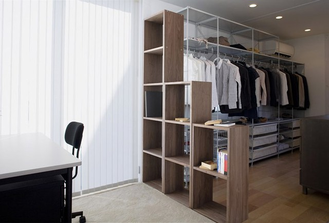 Ngôi nhà mang phong cách tối giản, hiện đại - Ảnh 12.