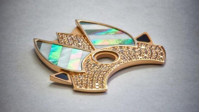 Mẫu đồng hồ tourbillion mới của Richard Mille: Có giá hàng trăm nghìn đô, sản xuất giới hạn và dành riêng cho phái đẹp!  - Ảnh 5.