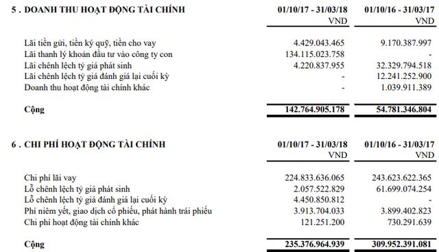 Thủy sản Hùng Vương (HVG) báo lỗ 272 tỷ đồng ngay trong quý 2/2018 - Ảnh 1.
