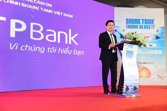 TPBank đồng hành cùng Shark Tank hiện thực hóa giấc mơ khởi nghiệp của startup - Ảnh 1.