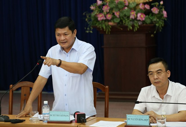 Toàn cảnh lãnh đạo Ban tiếp dân TW và TP.HCM gặp dân Thủ Thiêm - Ảnh 7.