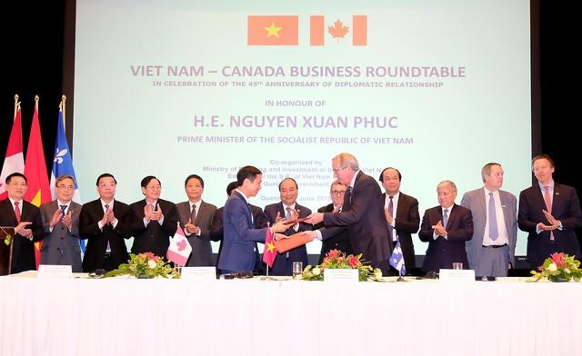Thủ tướng kỳ vọng một làn sóng đầu tư mới của Canada vào Việt Nam - Ảnh 2.