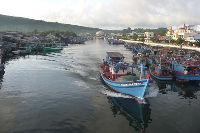 Phú Quốc sau đất đai bị băm nát đến lượt một số sông bị bức tử - Ảnh 1.