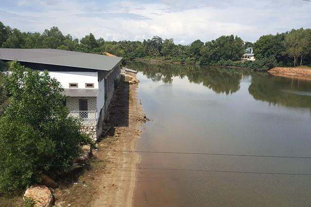 Phú Quốc sau đất đai bị băm nát đến lượt một số sông bị bức tử - Ảnh 7.
