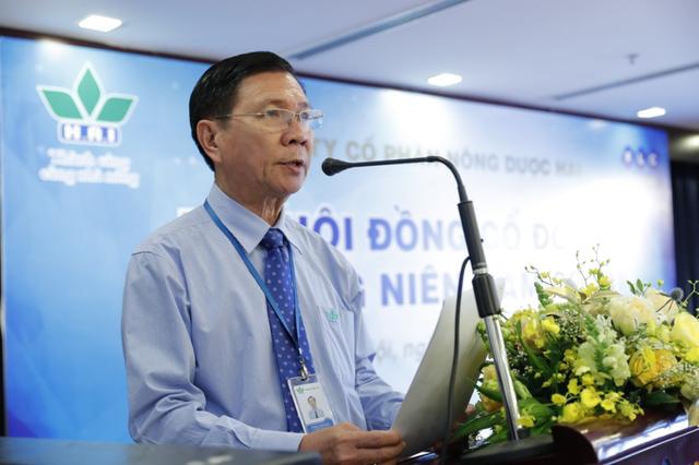 Nông dược HAI thông qua kế hoạch doanh thu 1.850 tỷ đồng năm 2018 - Ảnh 1.
