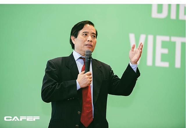 PGS.TS Vũ Minh Khương: Những quốc gia phát triển thần kỳ như Singapore, Hàn Quốc đều xuất phát từ người đứng đầu khóc trước số phận của dân tộc - Ảnh 5.
