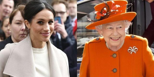 Những điều thú vị được tiết lộ trong mối quan hệ giữa Nữ hoàng Anh với cháu dâu mới Meghan - Ảnh 1.