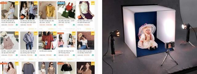 95% doanh nghiệp Việt không biết cách chụp ảnh sản phẩm phù hợp với thương mại điện tử - Ảnh 1.