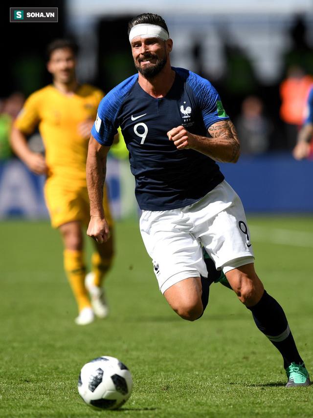 World Cup 2018: Neymar bất lực trước Bỉ, nhưng gã chân gỗ người Pháp sẽ làm nên chuyện - Ảnh 1.