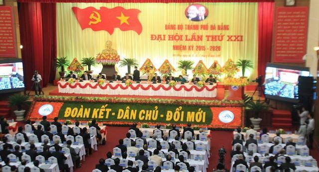 Nhiều cán bộ chủ chốt Đà Nẵng đồng loạt nghỉ hưu - Ảnh 1.