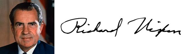 Có gì đặc biệt trong chữ ký của các Tổng thống Mỹ: Chữ ký của ông Trump thể hiện con người có cá tính rất mạnh - Ảnh 36.
