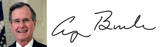Có gì đặc biệt trong chữ ký của các Tổng thống Mỹ: Chữ ký của ông Trump thể hiện con người có cá tính rất mạnh - Ảnh 40.